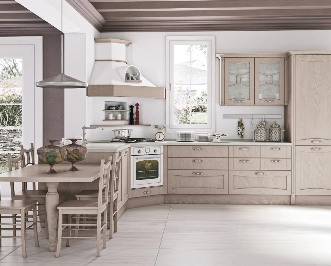 Cucine Creo Lube Opinioni aurea - cucina creo classica | *lube store cucine varese