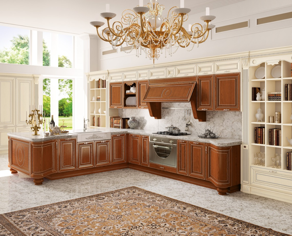 Pantheon - Cucina LUBE Classica | *Lube STORE cucine Varese ...